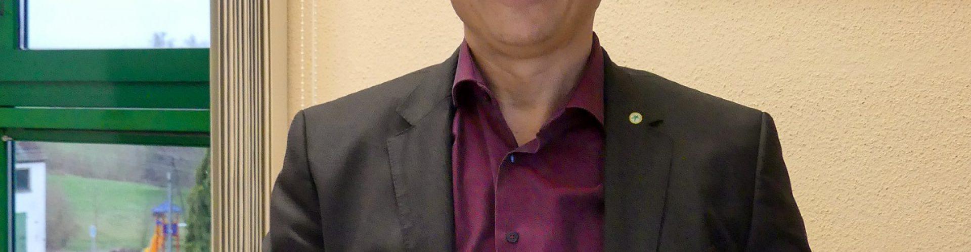 Stephan Lichtenstein, Vereinsvorsitzender WAMM e.V. und Geschäftsführer Leitermann GmbH & Co. Fachmarkt KG